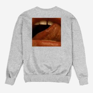 Mouth Sweatshirt