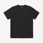 Black t-shirt Logo