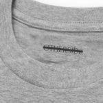 Pocket t-shirt Logo details
