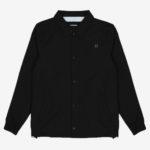 classic logoblack jacket