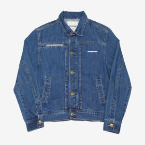Classic logo jeans Jacket