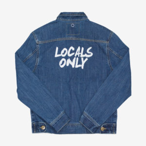 Local only jeans Jacket